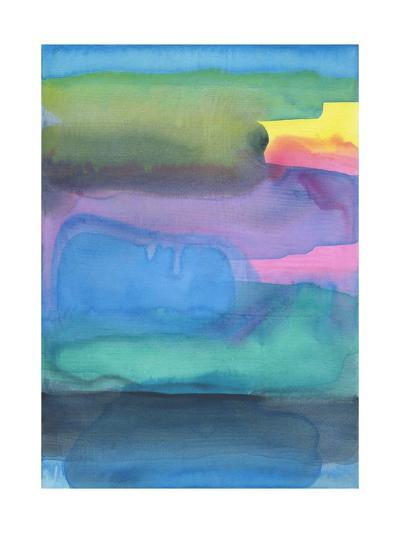 Distressed Landscape 3-Stephanie Pryor-Art Print