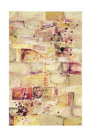 District Block-Tyson Estes-Giclee Print
