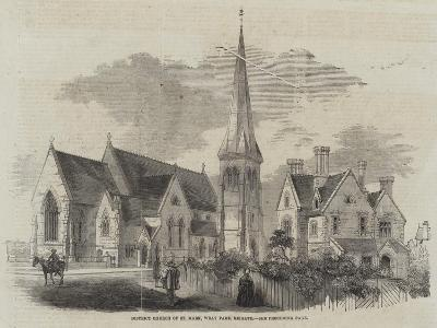 District Church of St Mark, Wray Park, Reigate--Giclee Print