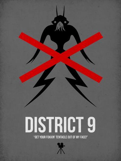 District-David Brodsky-Art Print