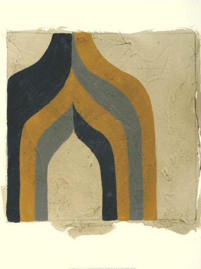 Divergence II-Chariklia Zarris-Art Print