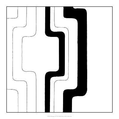 Divergence IV-Chariklia Zarris-Art Print