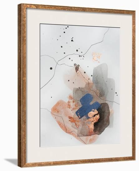 Divide 3-Christine Olmstead-Framed Giclee Print
