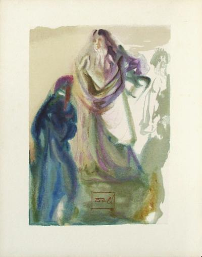 Divine Comedie, Paradis 28: La marche vers Dieu-Salvador Dal?-Collectable Print