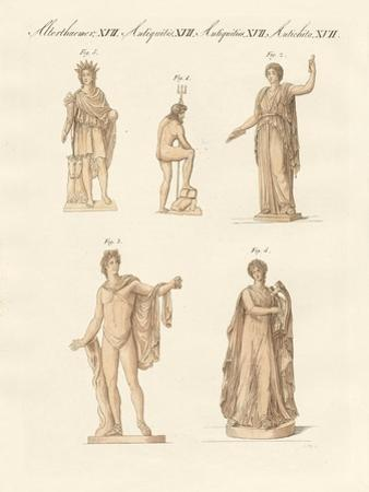 Divinities of the Greeks and Romans
