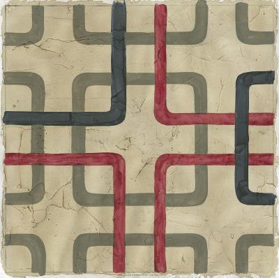 Divisible IV-Chariklia Zarris-Art Print