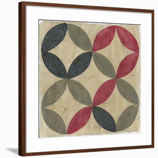 Divisible VII-Chariklia Zarris-Framed Art Print