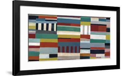 Divisions 2- Nugent-Framed Giclee Print