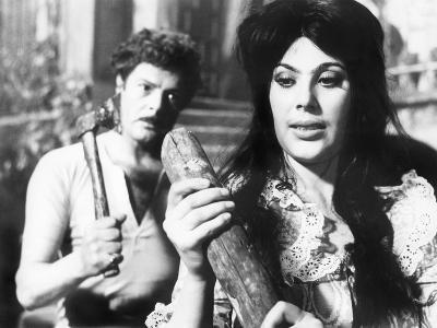 Divorce - Italian Style, Marcello Mastroianni, Daniela Rocca, 1961--Photo