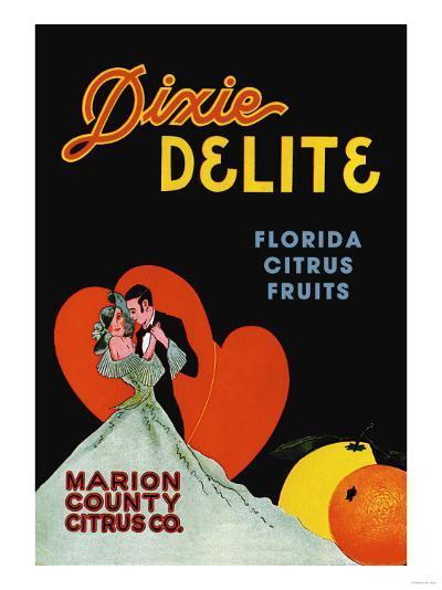 Dixie Delight--Art Print