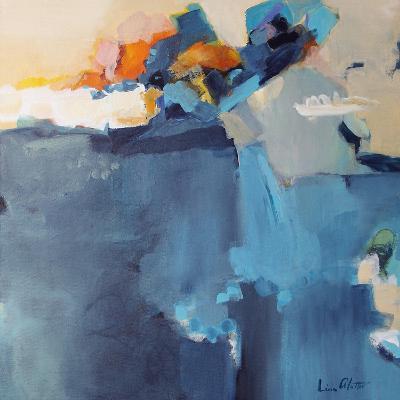 Dizzy at the Edge-Lina Alattar-Art Print