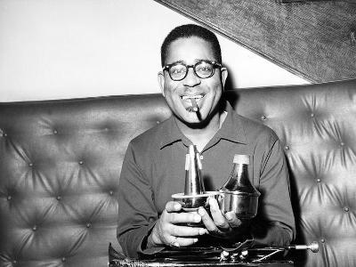 Dizzy Gillespie - 1962-Isaac Sutton-Photographic Print