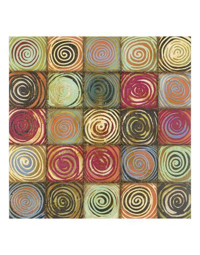Dizzy I-Susan Osbjorn-Art Print