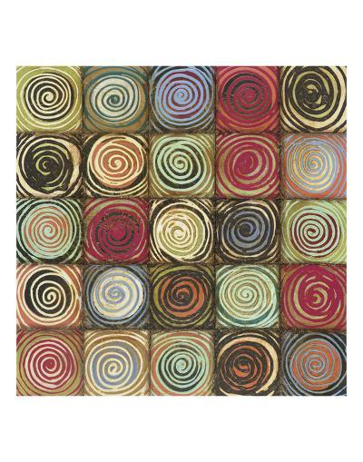 Dizzy II-Susan Osbjorn-Art Print