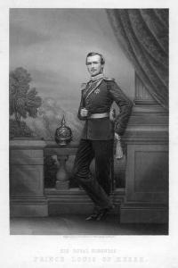 Prince Louis of Hesse, 19th Century by DJ Pound