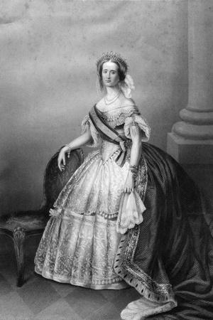 The Empress of the French, C1860