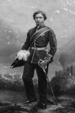 The Prince of Wales, C1851