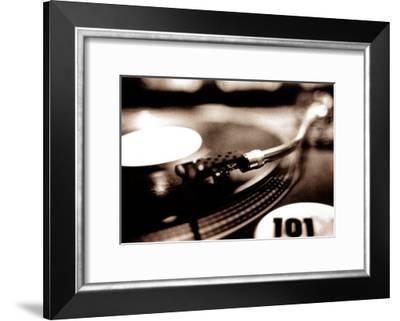 DJ-Maggie Heinzel-Neel-Framed Art Print