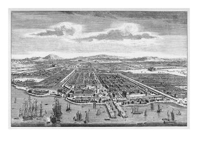 Djakarta (Formerly known as Batavia)--Giclee Print