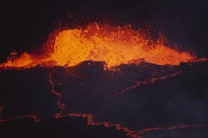 Hot Lava Flowing by DLILLC