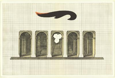 DLM No. 188 Pages 6,7-Alain Le Yaouanc-Collectable Print