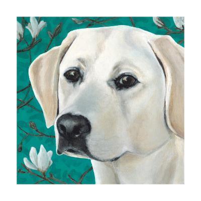 Dlynn's Dogs - Magnolia-Dlynn Roll-Art Print
