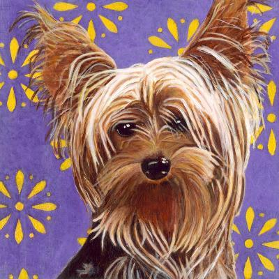 Dlynn's Dogs - Ringo-Dlynn Roll-Art Print