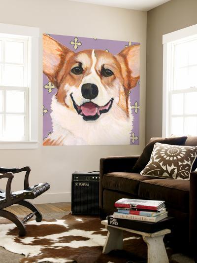 Dlynn's Dogs - Teddy-Dlynn Roll-Wall Mural