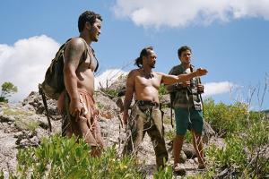 A Hunter and His Sons Track Wild Goats in the Marquesas Islands by Dmitri Alexander