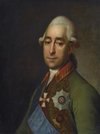 Field Marshal Prince Alexander Alexandrovich Prozorovsky (1732-180)