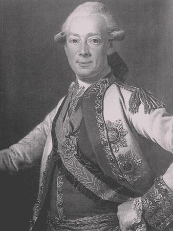 Portrait of Count Ivan Grigoryevich Chernyshyov (1726-179), 1790