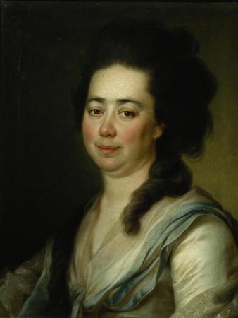Portrait of Ekaterina Andreyevna Bakunina, 1782