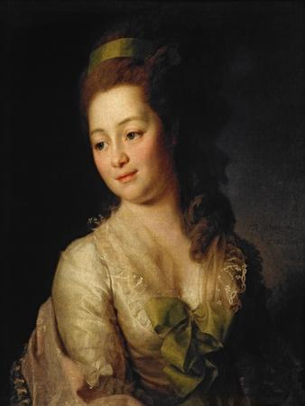Portrait of Maria Dyakova, 1778