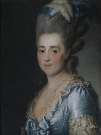 Portrait of Natalia Ivanovna Melgunova, 1779