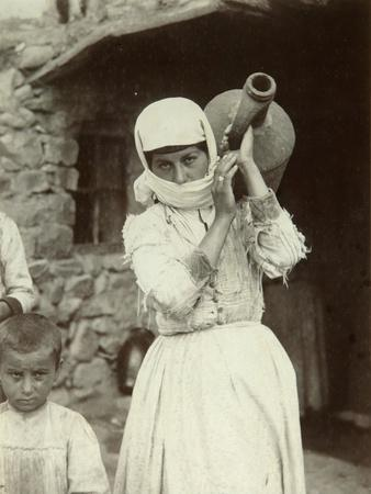 Armenian Country Girl, Yerevan