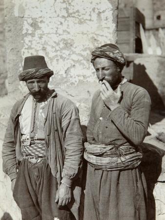 The Armenians, 1880S