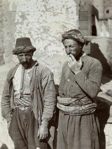 The Armenians, 1880S by Dmitri Ivanovich Yermakov