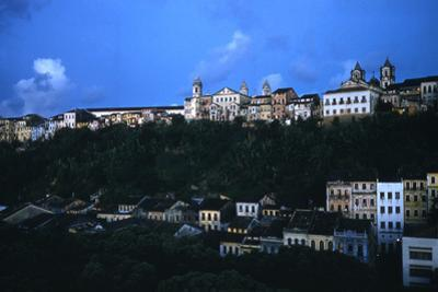 1957: Salvador in Bahia State, Brazil