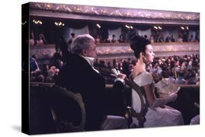 1965: Actress Lyudmila Saveleva as Natasha Rostova in a Scene from the Film 'War and Peace', Russia by Dmitri Kessel