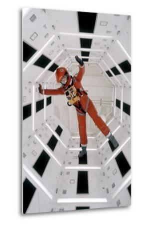 "Actor Keir Dullea Wearing Space Suit in Scene from Motion Picture ""2001: a Space Odyssey"", 1968"