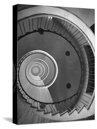 Circular Stairs of Bremen Trade School