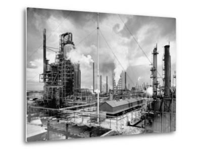 Exterior of Humble Oil Refinery
