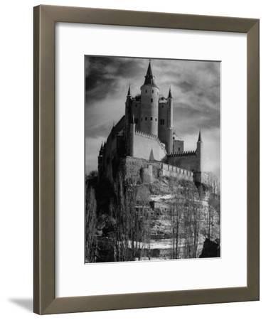 Exterior of Segovia Castle