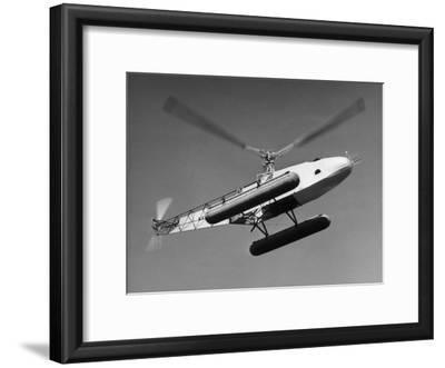 Igor Sikorsky Making Helicopter Flight