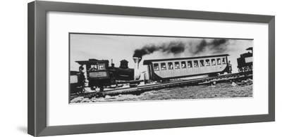 Mt. Washington Cog Railroad Built in 1869