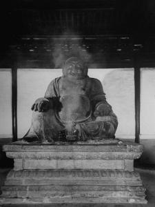 The Buddha of the Temple of Azure Clouds by Dmitri Kessel
