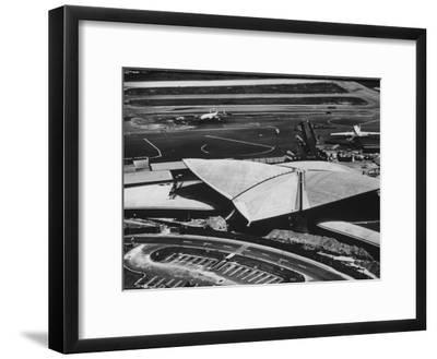 The Twa Terminal, Designed by Eero Saarinen