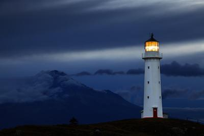 Cape Egmont Lighthouse, New Zealand by Dmitry Pichugin
