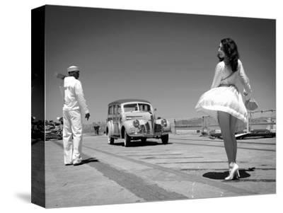 Pontiac Woody Station Wagon