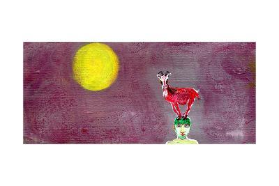 Do Me a Red Goat, 2005-Gigi Sudbury-Giclee Print